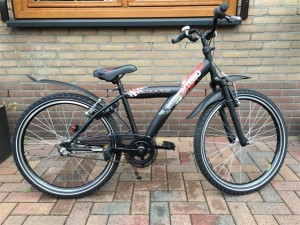 Jongensfiets 24 inch <br><br><strong> € 7,50 per dag</strong>