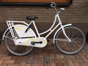 Meisjesfiets 24 inch<br><br><strong>€ 7,50 per dag</strong>